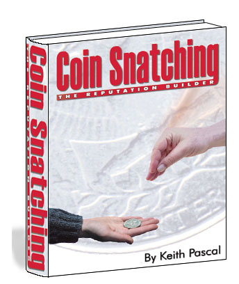 Coin Switching Cover