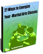21 ways to energize your martial-arts class