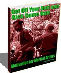 kick some butt motivation ebook