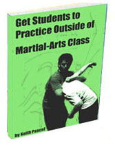 get your students to practice martial arts 