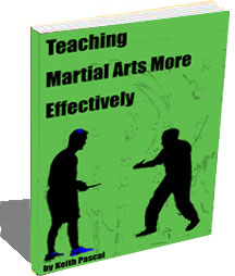 teach martial arts more effectively