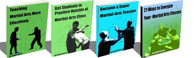bonuses for teaching martial arts more effectively
