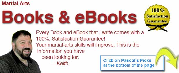 martial arts books and ebooks