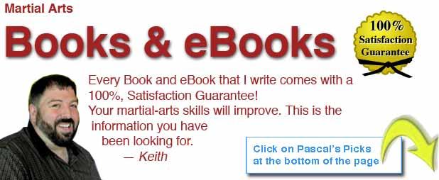 martial arts books and ebooks