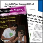 Martial Arts Mastery Newsletter