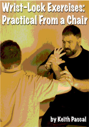 wrist locks from a chair