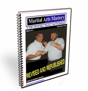 best of martial arts mastery newsletter