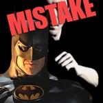 Bruce Lee Mistake
