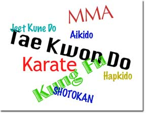 Which is the best martial art style
